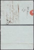 """France 1792 - Précurseur Paris """" CIPP Et 2ème Distribution """" (6G21063) DC0772 - Marcophilie (Lettres)"""