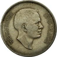 Monnaie, Jordan, Hussein, 50 Fils, 1/2 Dirham, 1970/AH1390, TB+, Copper-nickel - Jordanie