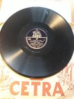 Cetra    DC   1948  -  Nr. 4674. Orchestra Tipica Napoletana. Antonio Basurto - 78 T - Disques Pour Gramophone