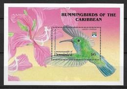 DOMINICA 1985 Hummingbirds - Hummingbirds