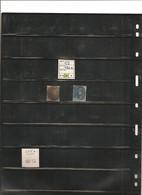 1/2 _  Gestempeld  _ OBP : 150 € ___# A 32 - 1849 Epaulettes