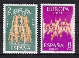 Europa CEPT - Spanje - MNH - M 1985-1986 - 1972
