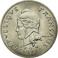 Monnaie, Nouvelle-Calédonie, 20 Francs, 1977, Paris, SUP, Nickel, KM:12 - Nouvelle-Calédonie