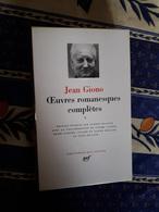 LA PLEIADE / GIONO JEAN VOLUME V - Etat Neuf - Livres, BD, Revues