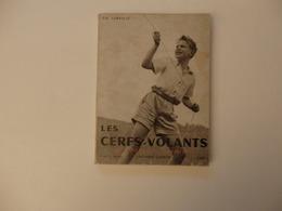 Livre De 144 P. Sur Les Cerfs-volants (45 Modèles De Construction) De Ch. Lebailly. - Sports