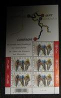 3671** De Ronde Van Frankrijk In Vlaanderen - Le Tour De France En Flandre Pl 4 - Feuillets