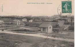 MONTMARTIN Sur MER Panorama 1516J - Montmartin Sur Mer