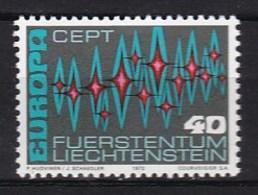 Europa CEPT - Liechtenstein - MNH - M 564 - 1972