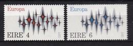 Europa CEPT - Ierland - MNH - M 276-277 - 1972