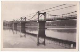(41) 1247, Chaumont Sur Loire, CAP 127, Le Pont Vu De La Rive Droite - France