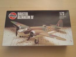 Maquette Plastique AIRFIX 1/72e : BOMBARDIER RAF 1940 BRISTOL BLENHEIM - Avions