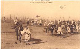 Maroc Le Sultant Et Son Escorte - Other