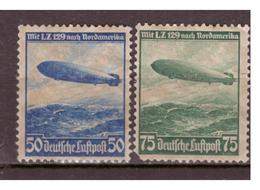 3.Reich: 1936: Nr. 606x+107y, Postfrisch - Germany