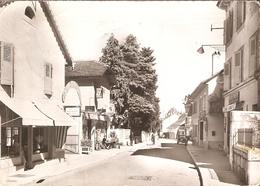 18/FG/18 - FRANCIA - DIVONNE LES BAINS - Centre Ville Et La Route De Nyon - France