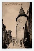 - CPA CHATEAU-CHINON (58) - Vieille Tour De La Rue De La Paix (avec Personnages) - Photo Neurdein N° 41 - - Chateau Chinon