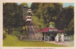 Canada Incline Railway Ontario 1948 - Eisenbahnen