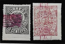 Colombie Carthagène N°15/16 - Neuf * Avec Charnière - N°16 ** - TB - Colombia
