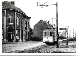 Borsbeek Tram - Orte