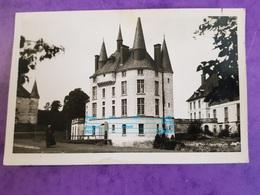 Cpp 08 Ardennes THUGNY ( Près De Réthel ) Le Chateau Coté Est ( Dépendances Parc Pont Prêtre Curé ) - France
