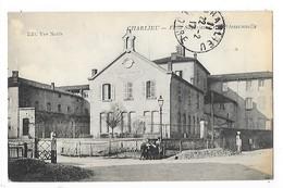 CHARLIEU  (cpa 42)  Ecole Supèrieure Et Professionnelle   -  L 1 - Charlieu