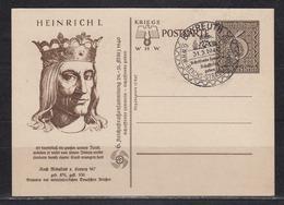 Dt.Reich Ganzsache MiNo. P 286/01 SSt Bayreuth - Brieven En Documenten