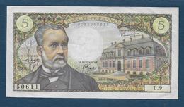 France - Billet De  5 F  Pasteur  Du  5 - 5 - 1966 - 5 F 1966-1970 ''Pasteur''