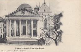 GENEVE, Switzerland, 1900-10s; Cathedrale De Saint-Pierre - GE Ginevra