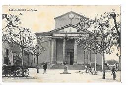LA PACAUDIERE  (cpa 42)   L'Eglise   -  L 1 - La Pacaudiere