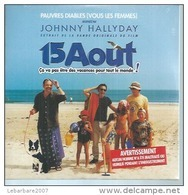 """CD 1 TITRES - JOHNNY HALLYDAY  - """" PAUVRES DIABLES """"  ( HORS COMMERCE ) - Music & Instruments"""