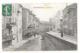 MONTBRISON    (cpa 42)   Le Vizézy   -  L 1 - Montbrison