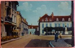 CARTE NUITS SAINT GEORGES - 21 - PLACE VILLENEUVE - SCAN RECTO/VERSO -11 - Nuits Saint Georges