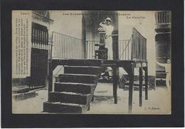 CPA Cuba La Havane Peine De Mort Exécution Garot Non Circulé - Cartes Postales