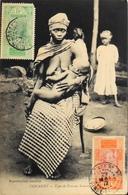 CPA - Afrique > Guinée Française - CONAKRY - Type De Femmes Soussous - Daté 1917 - TB. état - Guinée Française