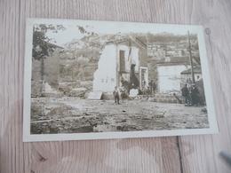 Carte Photo 30 Gard Sauve Inondations 1933 TBE - Autres Communes