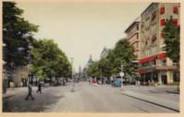 AL41 Antwerpen Anvers, De Keyserlei - Old Cars - Antwerpen