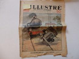 """Journal """"l'illustré"""" Sur Chemins De Fer, Violette Nozière, Pub Agricole. - Periódicos"""