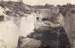 CP Photo 14-18 SAINT-MIHIEL - Une Vue Du Camp Des Romains (A181, Ww1, Wk 1) - Saint Mihiel