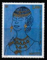 MAYOTTE - N° 163 ** (2004) Bijoux En Or - Nuovi