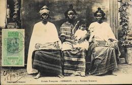 CPA - Afrique > Guinée Française - CONAKRY - Femmes Soussons - Daté 1916 - TB. état - Guinée Française