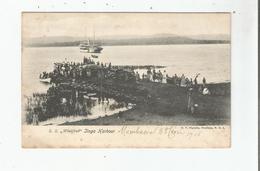 "S S ""WINIFRED*"" JINGA HARBOUR (JINJA HARBOUR) 1906 - Uganda"