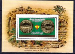1985; Monnaie D'Or Libyens, YT, BF 69, Neuf **, Lot 50674 - Libye