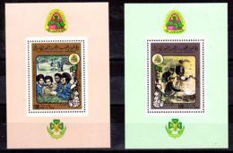 1980;  Scouts Jamboree 9e Girls And 14e Boys,  BF  Neuf **, Lot 50677 - Libye