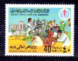1979; Journée De La Santé; Michel 727  Neuf **, Lot 50682 - Libye