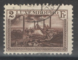 Luxembourg - YT 158 Oblitéré - Luxembourg