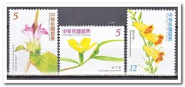Taiwan 2006, Postfris MNH, Flowers - 1945-... Republiek China