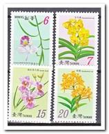 Taiwan 2007, Postfris MNH, Flowers, Orchids - 1945-... Republiek China