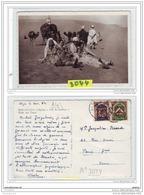 9525 POSTCARD AK CARTE PHOTO 3044 BOU SAADA HALTE AUX DUNES - Algeria