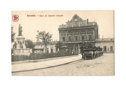 Bruxelles - Gare Du Quartier Léopold. - Chemins De Fer, Gares