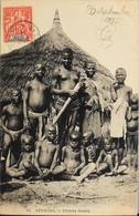 CPA - Afrique > Sénégal - Cérères Nones - Daté 20.9.1905 - TB. état - Sénégal