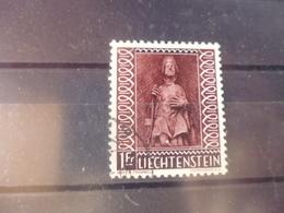 LIECHTENSTEIN   YVERT N° 352 - Liechtenstein